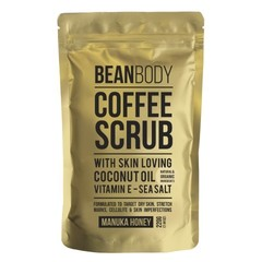 Beanbody Coffee scrub Manuka honey (220 gram)