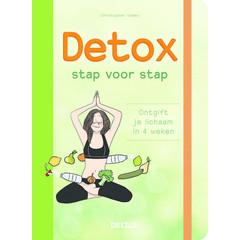 Deltas Detox stap voor stap (Boek)