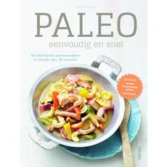 Deltas Paleo eenvoudig en snel (Boek)