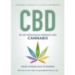 Ankh Hermes CBD en de medicinale werking van cannabis (Boek)