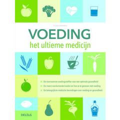Deltas Voeding het ultieme medicijn (Boek)
