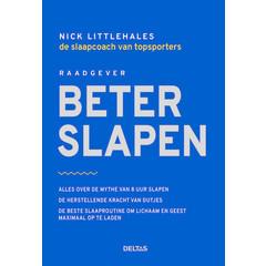 Deltas Raadgever beter slapen (Boek)