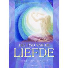Deltas Het pad van de liefde boek en orakelkaarten (1 set)