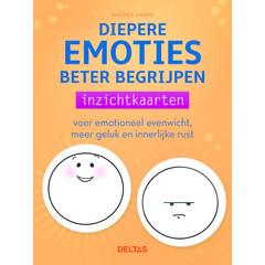 Deltas Diepere emoties beter begrijpen inzichtkaarten (1 set)