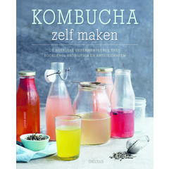 Deltas Kombucha zelf maken (Boek)