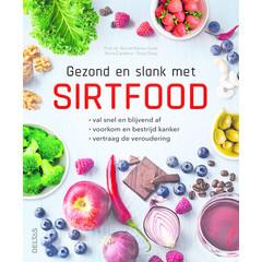 Deltas Gezond en slank met sirtfood (Boek)