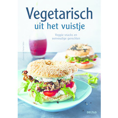 Deltas Vegetarisch uit het vuistje (Boek)