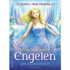 Deltas Vraag hulp aan engelen boek en kaarten (Boek)