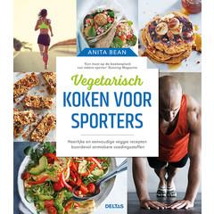 Deltas Vegetarisch koken voor sporters (Boek)