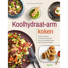 Deltas Koolhydraat-arm koken (Boek)