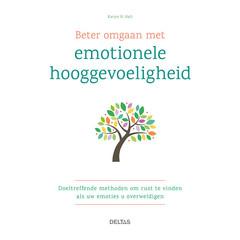 Deltas Beter omgaan met emotionele hooggevoeligheid (Boek)