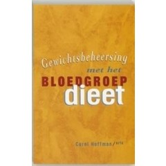 HME Bloedgroep dieet gewicht (Boek)