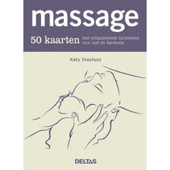 Deltas Massage 50 kaarten (1 set)