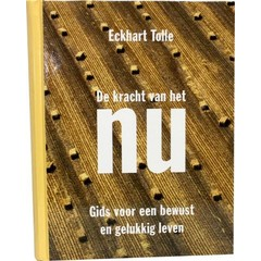 Ankh Hermes De kracht van het nu Eckhart Tolle (Boek)