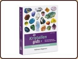Ruben Robijn Ruben Robijn De kristallengids deel 1 (Boek)