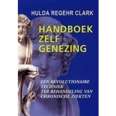 Euro Energy Handboek zelfgenezing Clark (Boek)