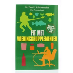 Yours Healthcare Fit met voedingssupplementen (Boek)