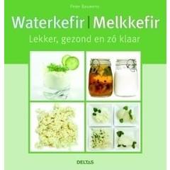 Deltas Waterkefir melkkefir (boek)