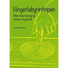 A3 Boeken Vingerlabyrintlopen (Boek)