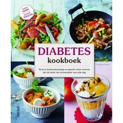 Deltas Diabetes kookboek (boek)
