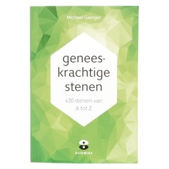 Gottmer Geneeskrachtige stenen 430 stenen van A tot Z (Boek)