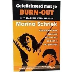 Succesboeken Gefeliciteerd burnout (Boek)