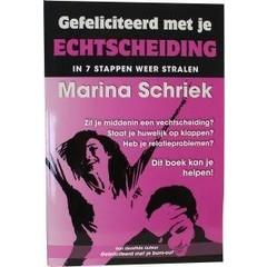 Succesboeken Gefeliciteerd echtscheiding (Boek)