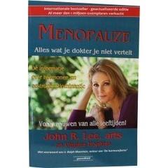 Succesboeken Menopauze, alles wat je dokter je niet vertelt (Boek)
