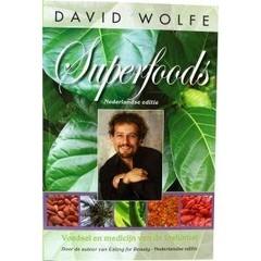 Succesboeken Superfoods by David Wolfe (Boek)
