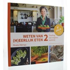 Rineke Books Weten van (h)eerlijk eten 2 (Boek)