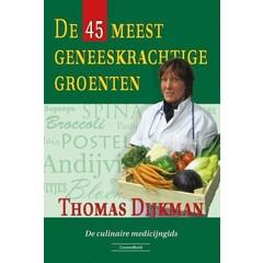 Succesboeken De 45 meest geneeskrachtige groenten (Boek)