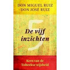 Ankh Hermes De vijf inzichten Don Miguel Ruiz (Boek)