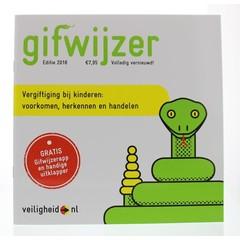 Diversen Gifwijzer 1e hulp bij vergiftiging (12 stuks)