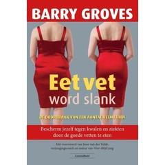 Succesboeken Eet vet word slank (Boek)