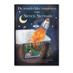 Sterrenstof De wonderlijke ruimtereis van Steven Sterman (Boek)