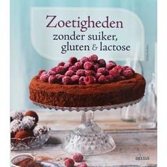 Deltas Zoetigheden zonder suiker gluten en lactose (boek)