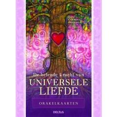 Deltas Helende kracht van universele liefde boek en orake (1 set)