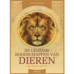 Deltas De geheime boodschap van dieren boek en orakel (1 set)