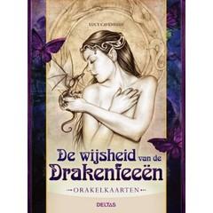 Deltas De wijsheid van de drakenfeeen boek en orakelkaart (1 set)