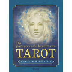 Deltas Paranormale kracht van tarot boek en orakelkaarten (1 set)