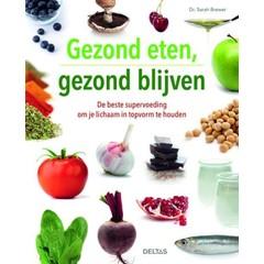 Deltas Gezond eten gezond blijven (Boek)