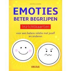 Deltas Emoties beter begrijpen inzichtkaarten (1 set)
