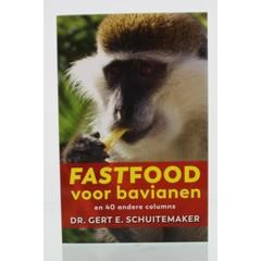Yours Healthcare Fastfood voor bavianen (Boek)