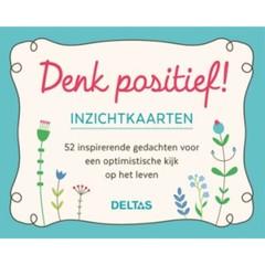 Deltas Denk positief inzichtkaarten (1 set)