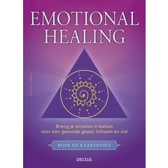 Deltas Emotional healing boek & kaartenset (1 set)