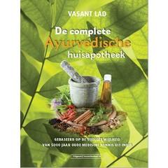 Succesboeken De complete ayurvedische huisapotheek (Boek)