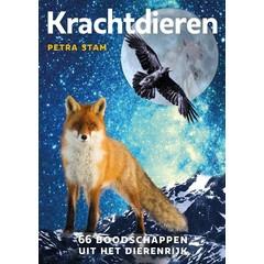 A3 Boeken Krachtdieren 66 boodschappen uit het dierenrijk (1 set)