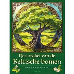 Deltas Het orakel van de keltische bomen boek en kaart (1 set)