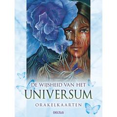 Deltas Wijsheid van het universum boek en orakelkaarten (1 set)