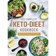 Deltas Het complete keto dieet kookboek (Boek)
